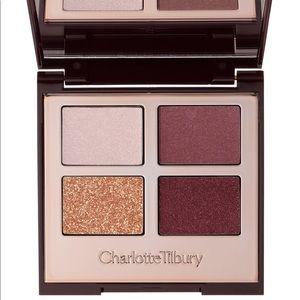 • charlotte tilbury • vintage vamp luxury palette
